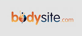 BodySite.com logo.