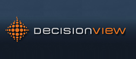 DecisionView Software logo.