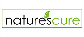 Nature's Cure logo.