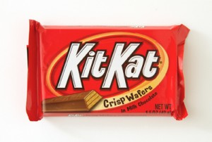 Nestle KitKat bar