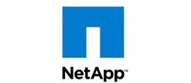 Net App logo.