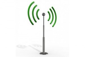 iBeacon broadcasting signal